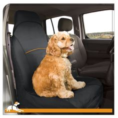 Kurgo Products - CoPilot Bucket Seat Cover, $35.00 (http://www.kurgostore.com/car-seat-protection/copilot-bucket-seat-cover/)