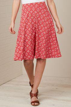 Fair Trade Organic Full Skirt