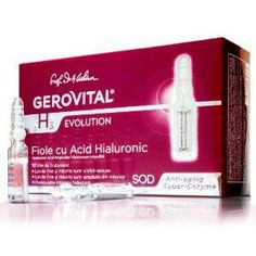 GEROVITAL H3 Evolution Hyaluronic Acid for Sale  http://dubaionlineclassifieds.com/ShowAd.aspx?id=18826