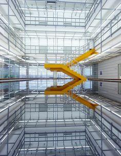 Galeria - Centro de Simulação e de Pesquisas Modsim / Yazgan Design Architecture…