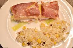 Foto Tuna, Salmon, Fish, Meat, Rice, Good Food, Food Food, Simple, Recipies