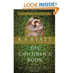 Amazon.com: The Children's Book  A.S. Byatt: Books
