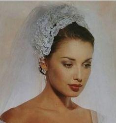 Wedding Shit, Bridal Headpieces, Veils, Hat, Bride, Retro, Wedding Dresses, Vintage, Brides