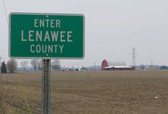 Welcome to Lenawee County! www.visitlenawee.com
