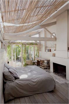 Talo Pariisissa - A Loft in Paris Kuvat: Andreas Meichsner New York Times via Koti Pariisissa - A Hom...