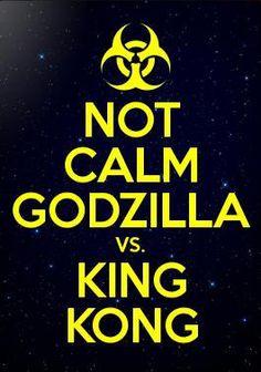 Godzilla King Kong Carry On