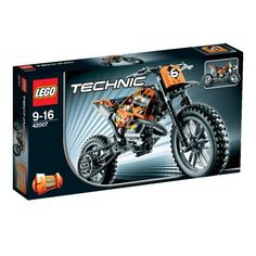 Lego Technic 42007 – Motocross Bike | Your #1 Source for Toys and Games
