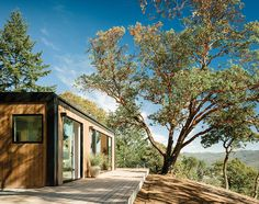 Dwell - This Northern California Prefab Gets a Dose of Universal Design