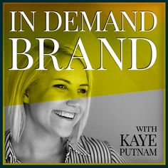 If you're a small-business #entrepreneur or #solopreneur who wants help getting crystal clear on your company's brand and message, this workshop with international brand strategist Kaye Putnam is for you. Click the pin for more information.