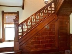 Open Staircase, Stairs, Historic Homes For Sale, Beach Mansion, Local Builders, Porch And Balcony, Old Florida, Old House Dreams, Queen Anne