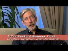 Attachment-Focused Therapy. I am blessed that this man is involved in my sons therapy by guiding professionals in how to help him.