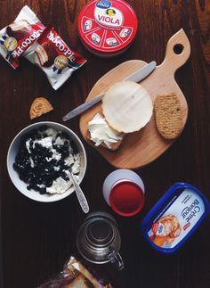 #breakfast #viola #chocopie #blueberry #bonjour