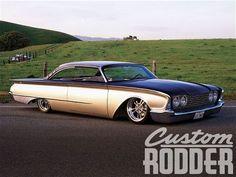 1960 Ford Starliner #custom