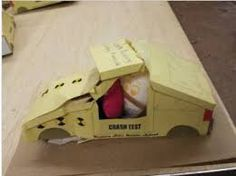 Physics Egg Car Crash Project