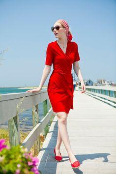 Polly Hill Dress
