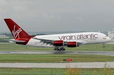 Can't wait for the Virgin Atlantic A380!