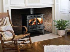 Hunter Herald 8 multi fuel stove