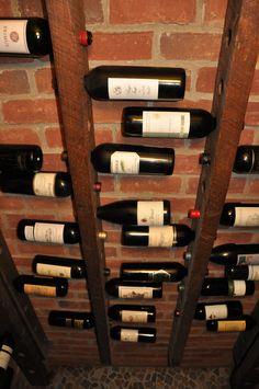 Tuscan Wine Rack