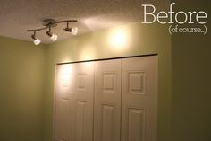 DIY recessed lighting tutorial