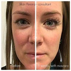 AMAZING!!! Girls, if you want lashes like these, or Guys, if you want your girl to have lashes like these, the time is now! Lash Boost comes with a FREE mini eye cream and cute travel pouch while supplies last or January 2nd! Rodan and Fields isn't JUST Skincare, it's confidence in a bottle:)