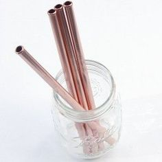 You don't need to spend a penny to start cutting back on your waste - but if you are looking for a zero waste, plastic free or sustainable treat, or a gift for someone special, I've rounded up some beautiful luxury items to get you started! Sustainable Gifts, Sustainable Living, Sustainable Products, Rose Gold Painting, Waste Reduction, Metal Straws, Stainless Steel Straws, No Plastic, Plastic Waste