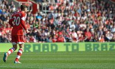 Adam Lallana - Southampton FC