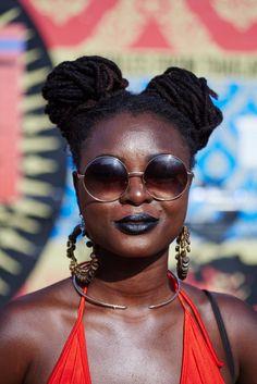 Afropunk Street Style 2015
