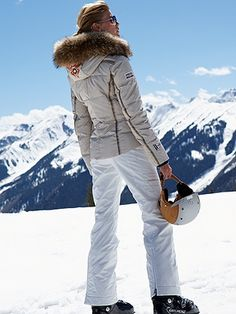 Glam Ski Attire For Aspen