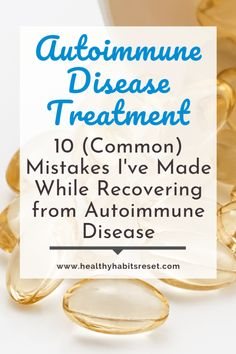 My recovery from autoimmune disease could have been less rocky and way cheaper if I hadn't made these 10 (common) mistakes! Hashimoto Thyroid Disease, Disease Symptoms, Hypothyroidism Symptoms, Autoimmune Disease Awareness, Chronic Disease Management, Chronic Illness Quotes, Thyroid Medication, Graves Disease, Thyroid Health