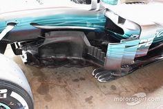 Gallery: Key F1 tech spy shots at the Spanish GP
