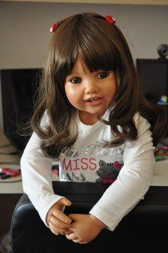 Little Tori by Monika peter-Leicht for Masterpiece Dolls