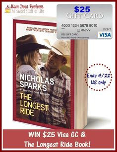 TLR-Book visa gc giveaway