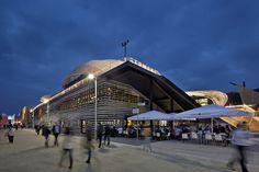 Pabellón alemán – Milan Expo 2015,Courtesy of SCHMIDHUBER /+ Milla & Partner + Nüssli.