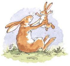 Illustration Enfant Picture result for you actually know how much I love you Animal Drawings, Cute Drawings, Colorful Pictures, Cute Pictures, Anita Jeram, Bunny Art, Bunny Bunny, Rabbit Art, Guache