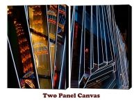 Canvas Two Panels