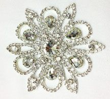 Check out the deal on 1315 Rhinestone Lace <br>(click for prices) at Glitz and Glamour