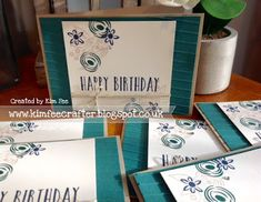 Stampin Creative Blog Hop Spring Summer Sneak peak!! It's that time of month when we at Stampin Creative get together and hop around...
