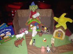 Elf on the Shelf - Nativity