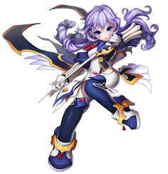 Grand Chase's Edel Frost, Major | KOG Co., Ltd.