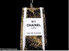 #chanel#champagne#Clara Hallencreutz#art