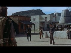 A Fistful of Dollars - Final Duel & Ending (1964 HD) - YouTube