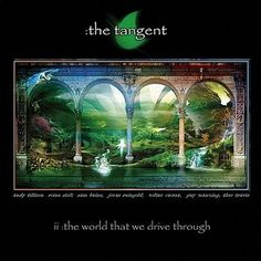 The TangentThe World That We Drive Through album cover