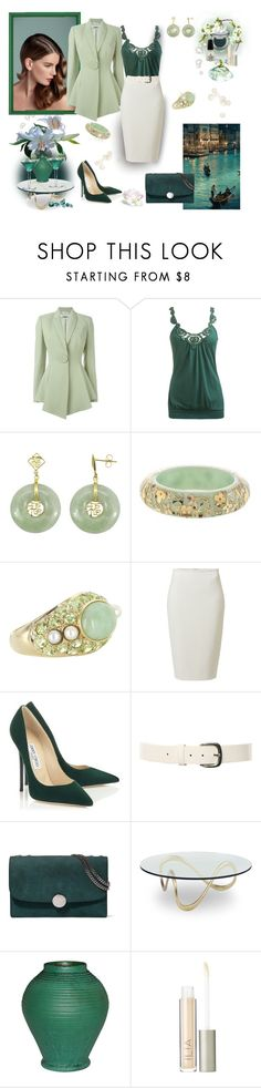 """""""classy"""" by lumi-21 ❤ liked on Polyvore featuring Givenchy, Wet Seal, PearLustre by Imperial, Louis Vuitton, Vintage, Helen McAlinden, Jimmy Choo, Marc Jacobs, AERIN and Urban Decay"""