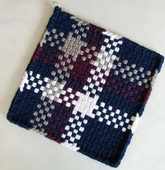 Your place to buy and sell all things handmade Potholder Loom, Potholder Patterns, You're Hot, Crafts For Seniors, Weaving Patterns, Loom Weaving, Hot Pads, Bridal Shower Gifts, Crafty Projects