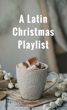 Latin Christmas Songs: Your Essential Spanish Playlist for Navidad. Find classic villancicos and other music to celebrate the holidays. Spanish Christmas Songs, Spanish Holidays, Spanish Songs, Spanish Memes, Spanish Lessons, How To Speak Spanish, Learn Spanish, Mexican Christmas, Spanish Classroom