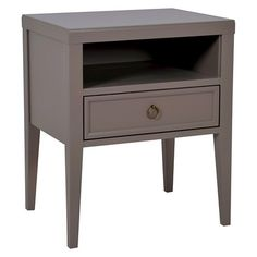 "Possible night stand 23""H- Riva End Table, Target"