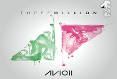 Avicii Logo Wallpaper Background