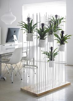16 Awesome Room Divider and Living Room Partition Design Ideas - Local Home US - Home Improvement Living Room Partition Design, Room Partition Designs, Partition Ideas, Partition Walls, Decorative Room Dividers, Divider Design, Divider Ideas, Diy Room Divider, Separating Rooms