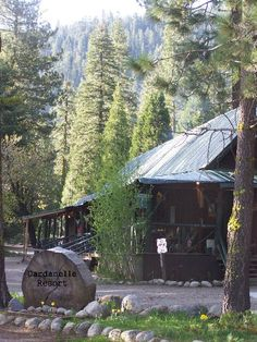 Dardanelle's Resort - Stanislaus National Forest -- no cell or wifi!!