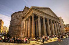 Pantheon, Campo Marzio, Rome, Lazio, Italy